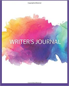 image of book cover writer's journal