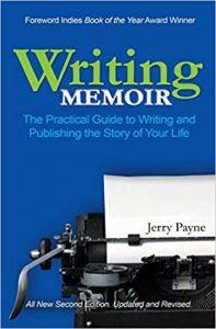 image of book cover writing memoir