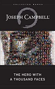image of book cover the hero with a thousand faces by joseph campbell
