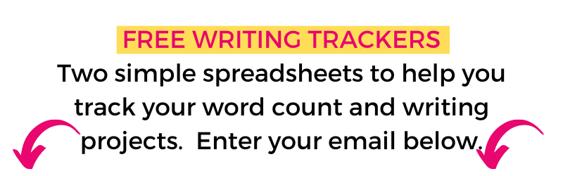 image of text box free writing trackers