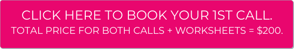 image of text box click here to book your first call