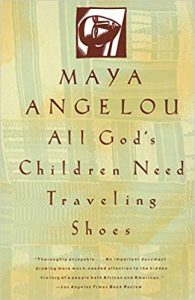 image of book cover all god's children need traveling shoes maya angelou
